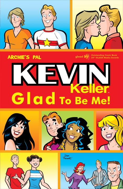 KEVIN KELLER: GLAD TO BE ME