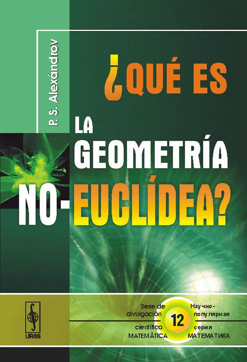 Qu es la geometra no-euclidea?