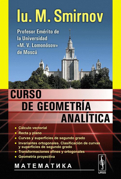 Curso de geometria analitica