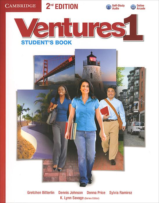 Ventures 1: Student's Book (+ CD-ROM)