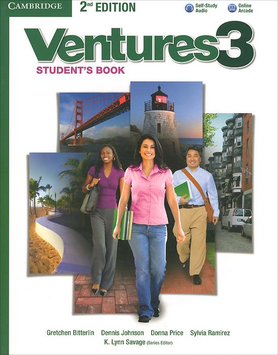 Ventures 3: Student's Book (+ CD-ROM)