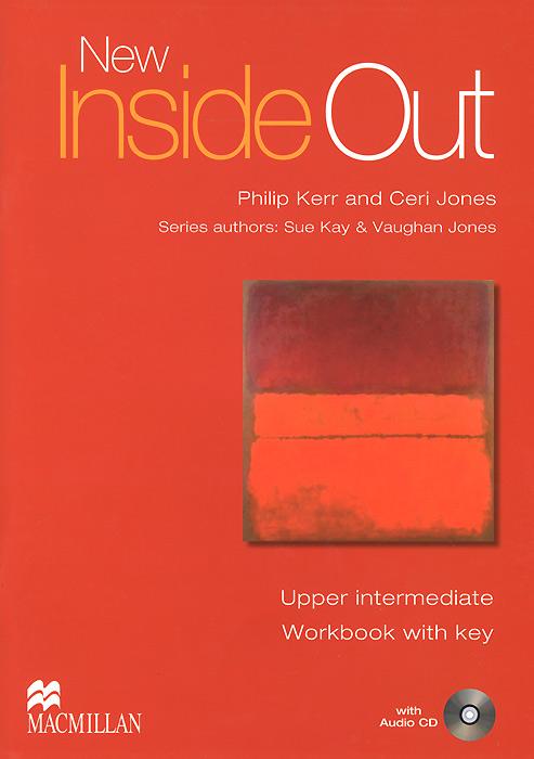 New Inside Out: Upper-Intermediate Workbook with Key (+ CD-ROM)