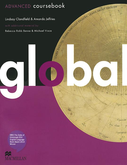 Global Advanced: Coursebook