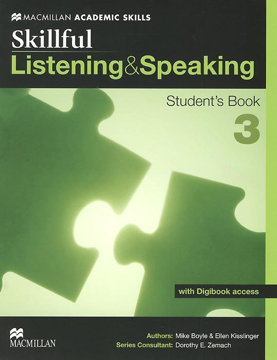 Skillfull Listening and Speaking: Student's Book: Level 3