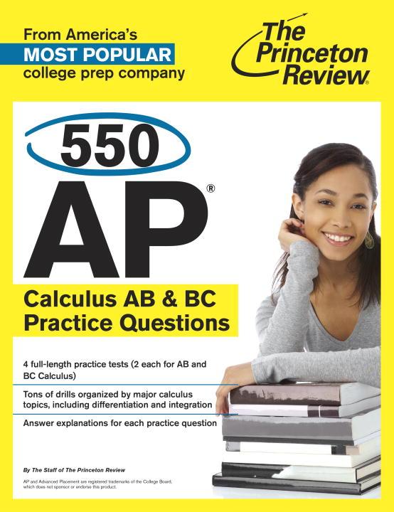 550 AP CALCULUS PRACTICE QUEST