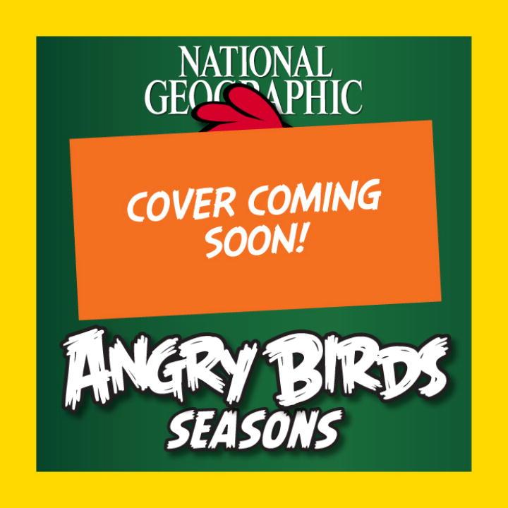 NGEO ANGRY BIRDS SEASONS ( 9781426211812 )