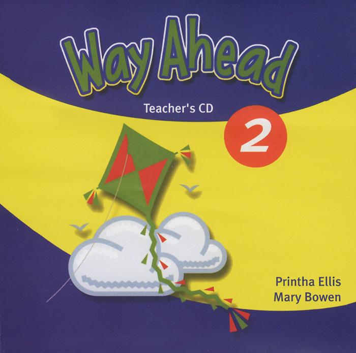 Way Ahead: Level 2: Teacher's CD (аудиокурс на CD)