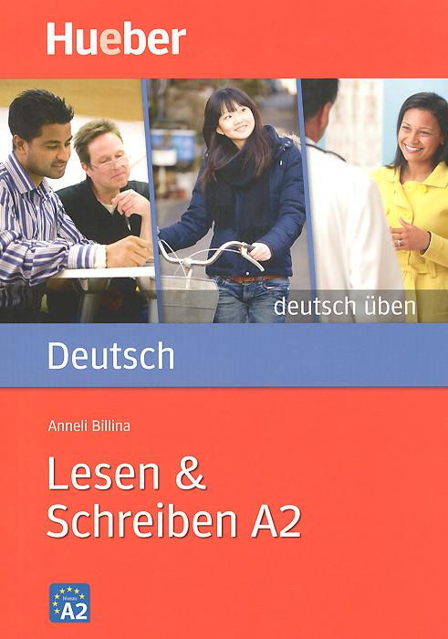 Deutsch uben: Lesen & Schreiben: A2