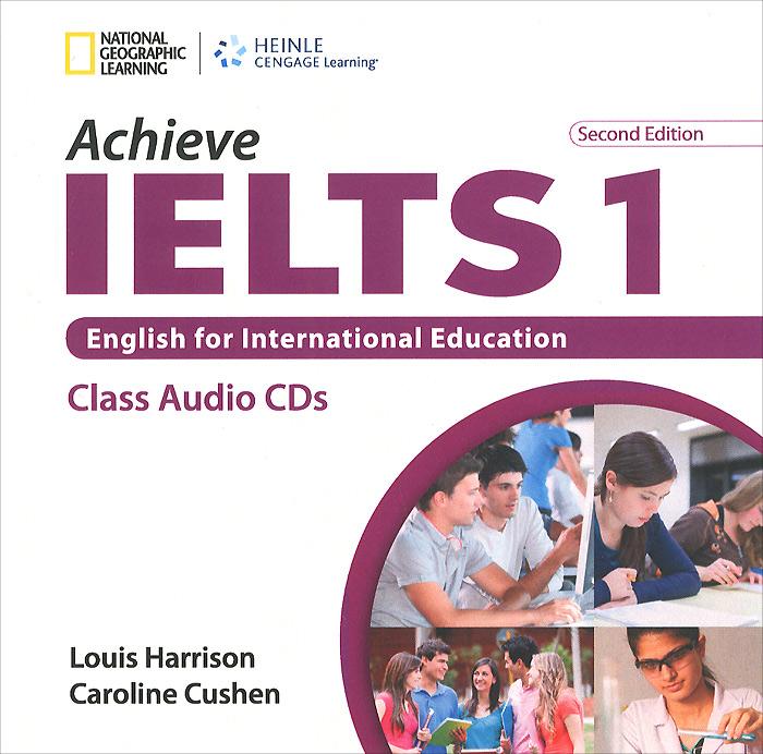 Achieve IELTS 1: Intermediate: Upper Intermediate (аудиокурс на 2 CD)