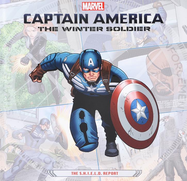 Captain America: The Winter Soldier: The S.H.I.E.L.D. Report