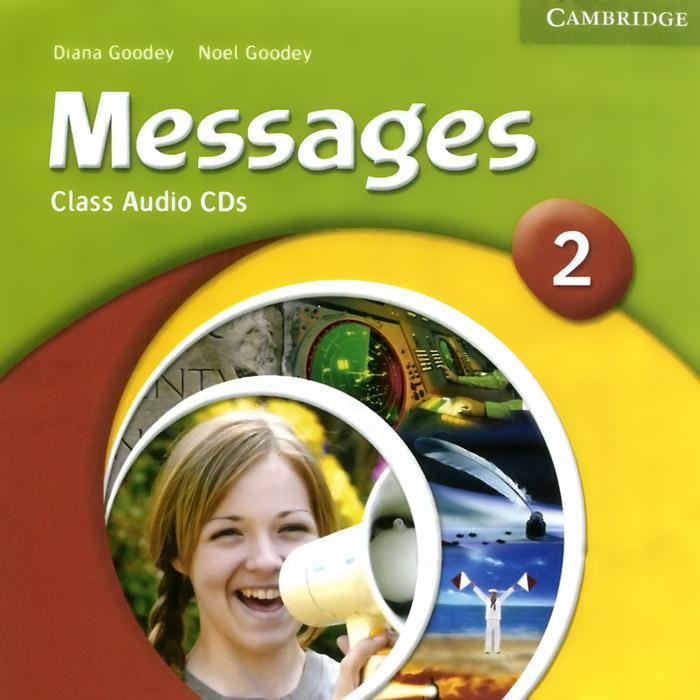 Messages 2: Class Audio CDs (аудиокурс на 2 CD)