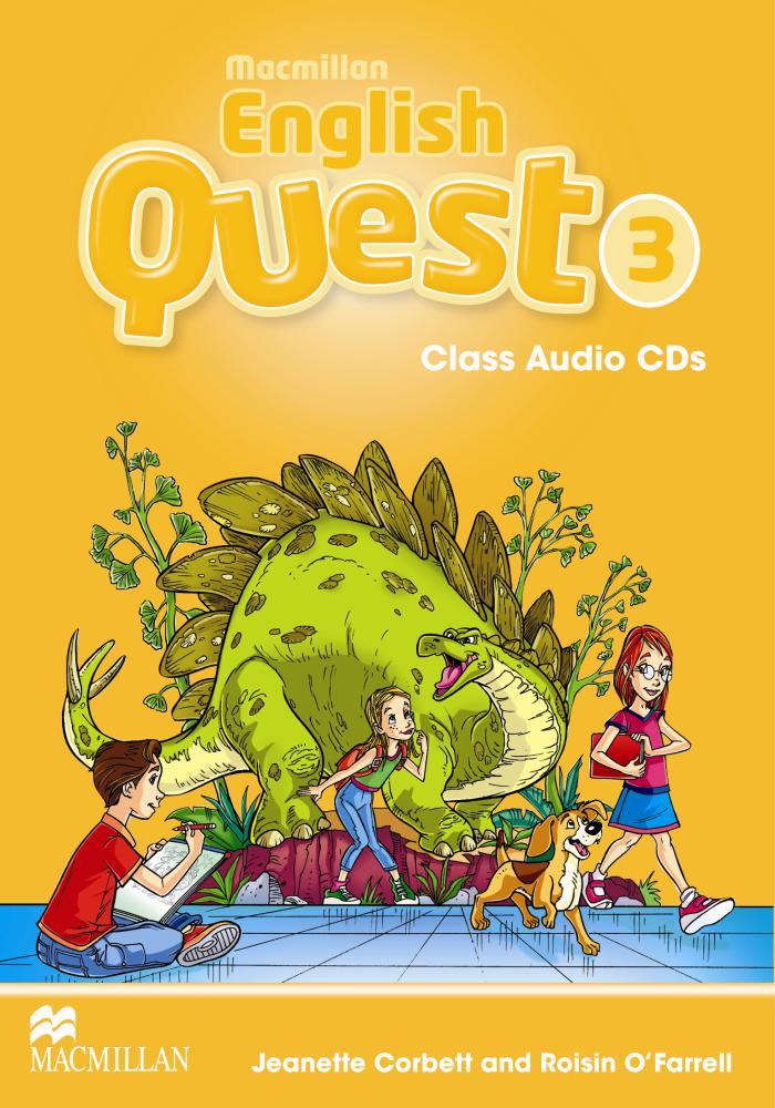 Mac Eng Quest 3 CD