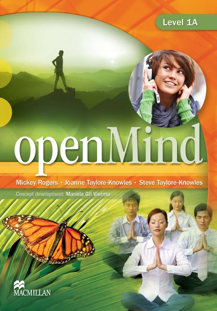 Openmind 1 SB & Webcode A
