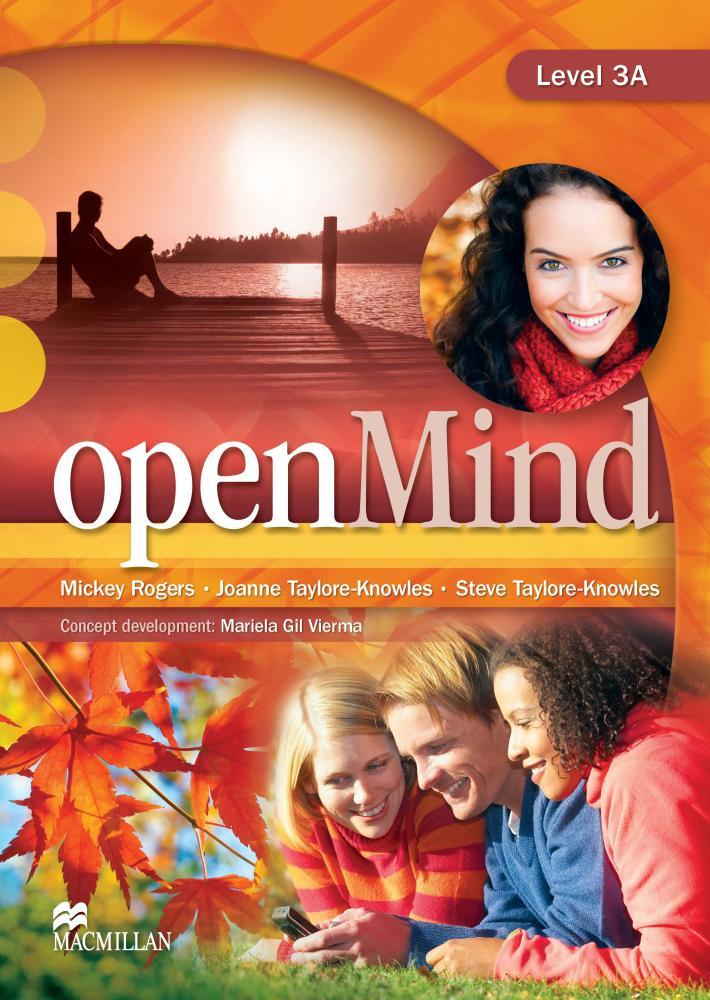 Openmind 3 SB & Webcode A