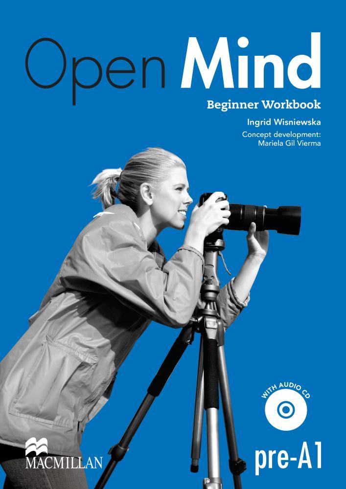Open Mind: Beginner: Workbook without Key (+ CD)