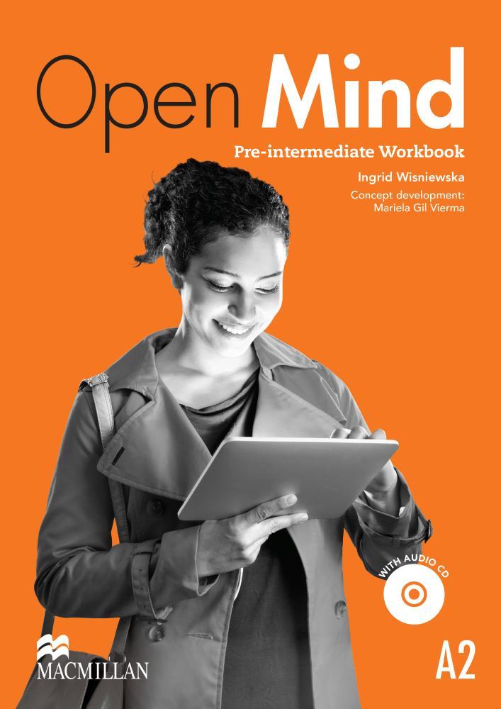 Open Mind: Level 2: Pre-Intermediate Workbook (+ CD)