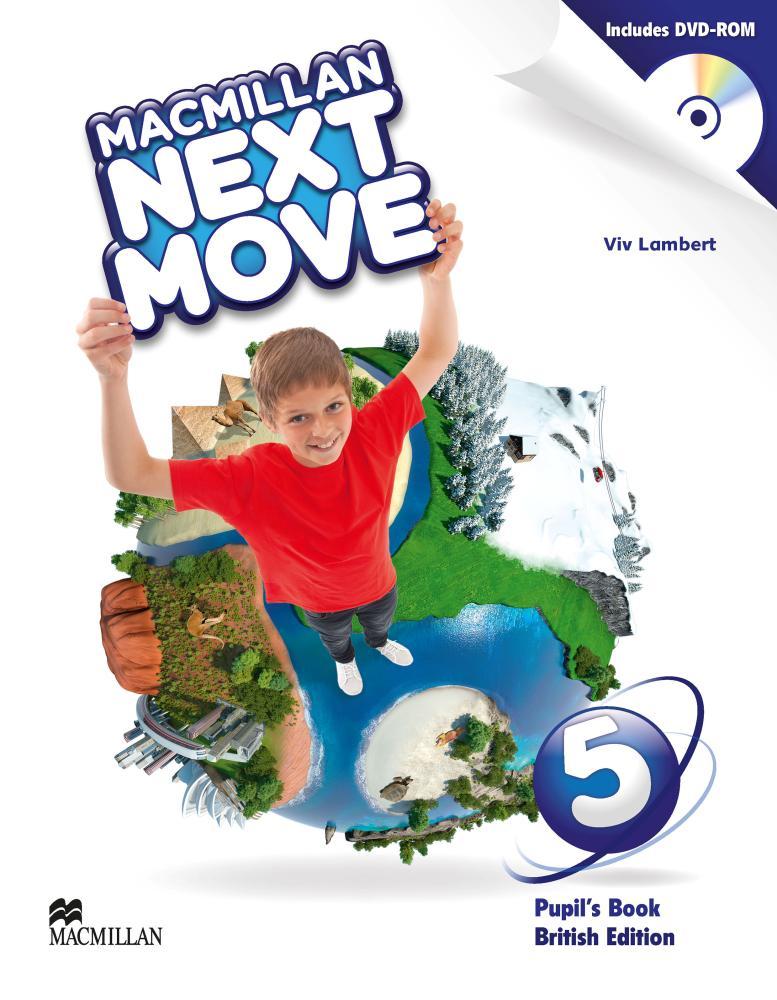 Next Move British English Level 5 SB Book Pack