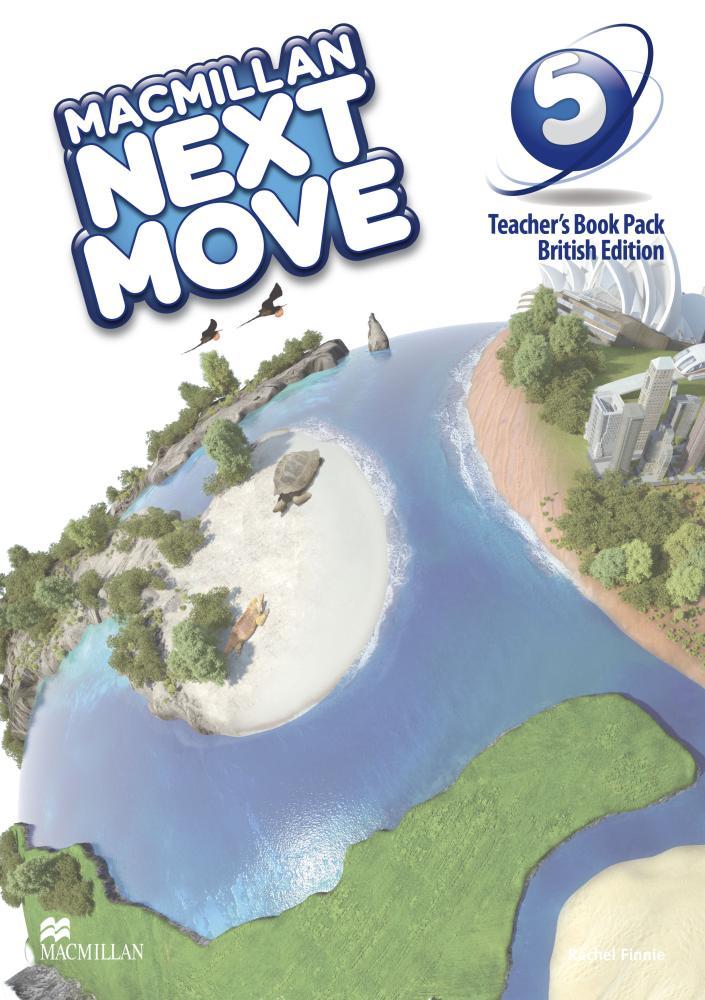 Next Move British English Level 5 Teacher's Book Pack