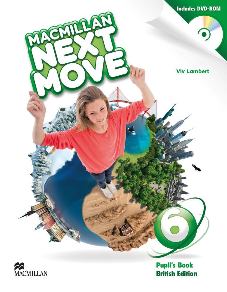 Next Move British English Level 6 SB Book Pack