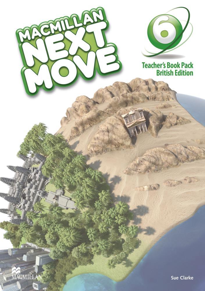 Next Move British English Level 6 Teacher's Book Pack