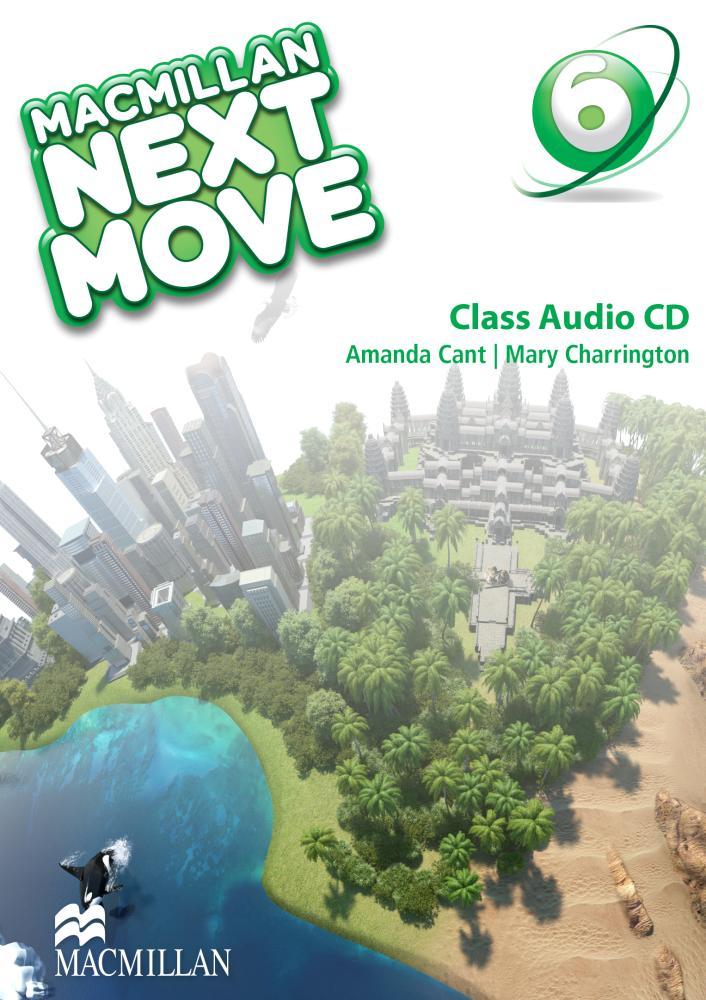 Next Move British English Level 6 Class Audio CD