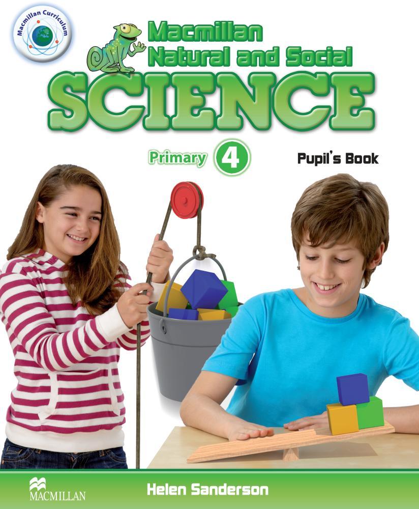 Natural And Social Science 4 PB Pk