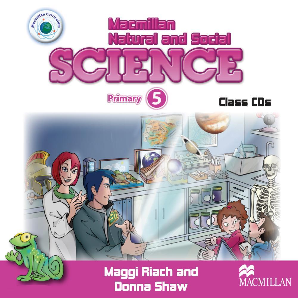 Natural And Social Science 5 Cl CD
