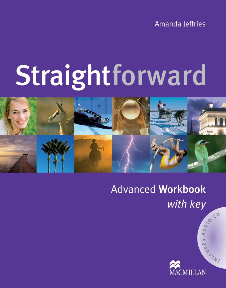 Straightforward: Advanced: Workbook with Key