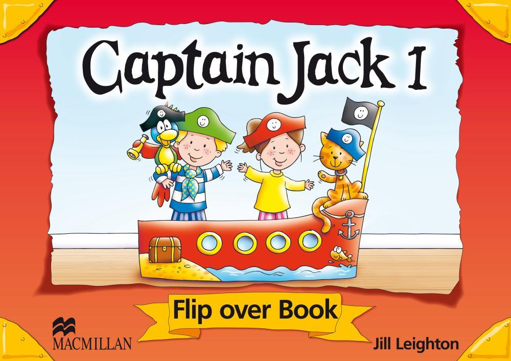 Captain Jack 1 Flip Over Book