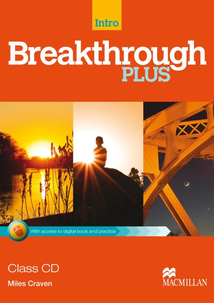 Breakthrough Plus Intro Class CD (2)