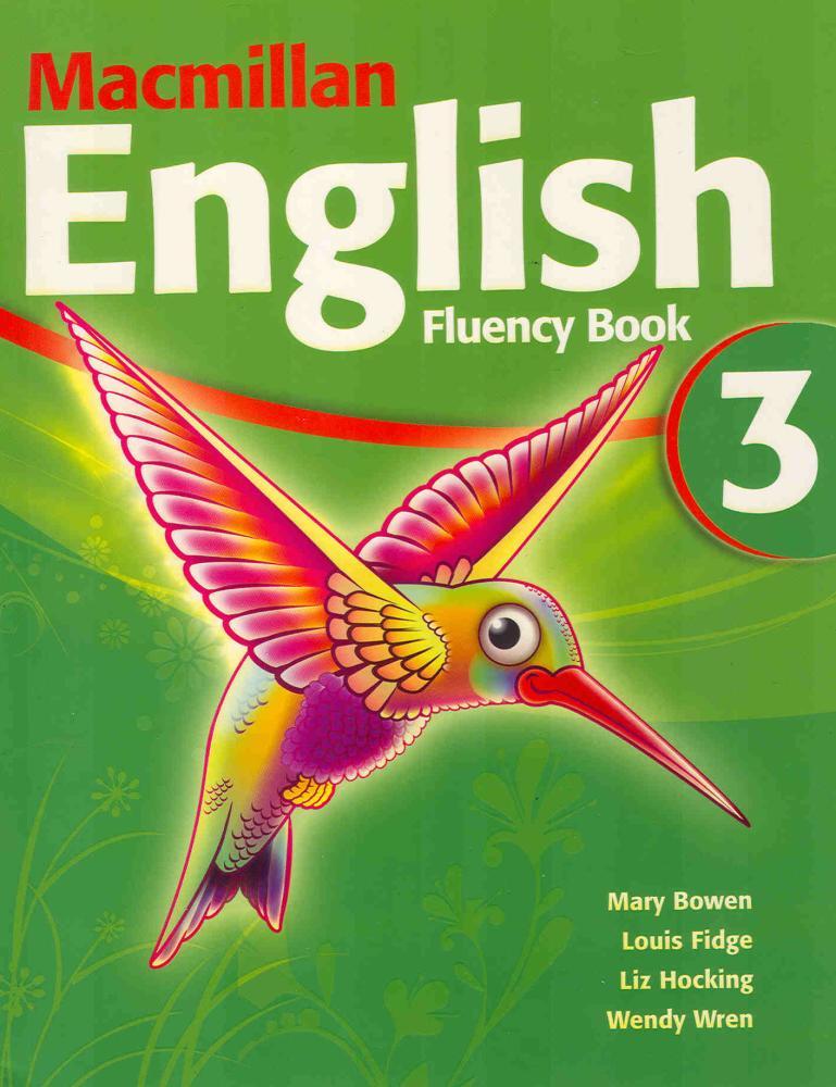 Mac Eng 3 Fluency Bk