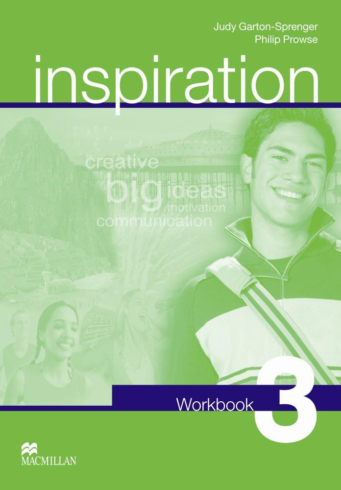 Inspiration: Level 3: Workbook