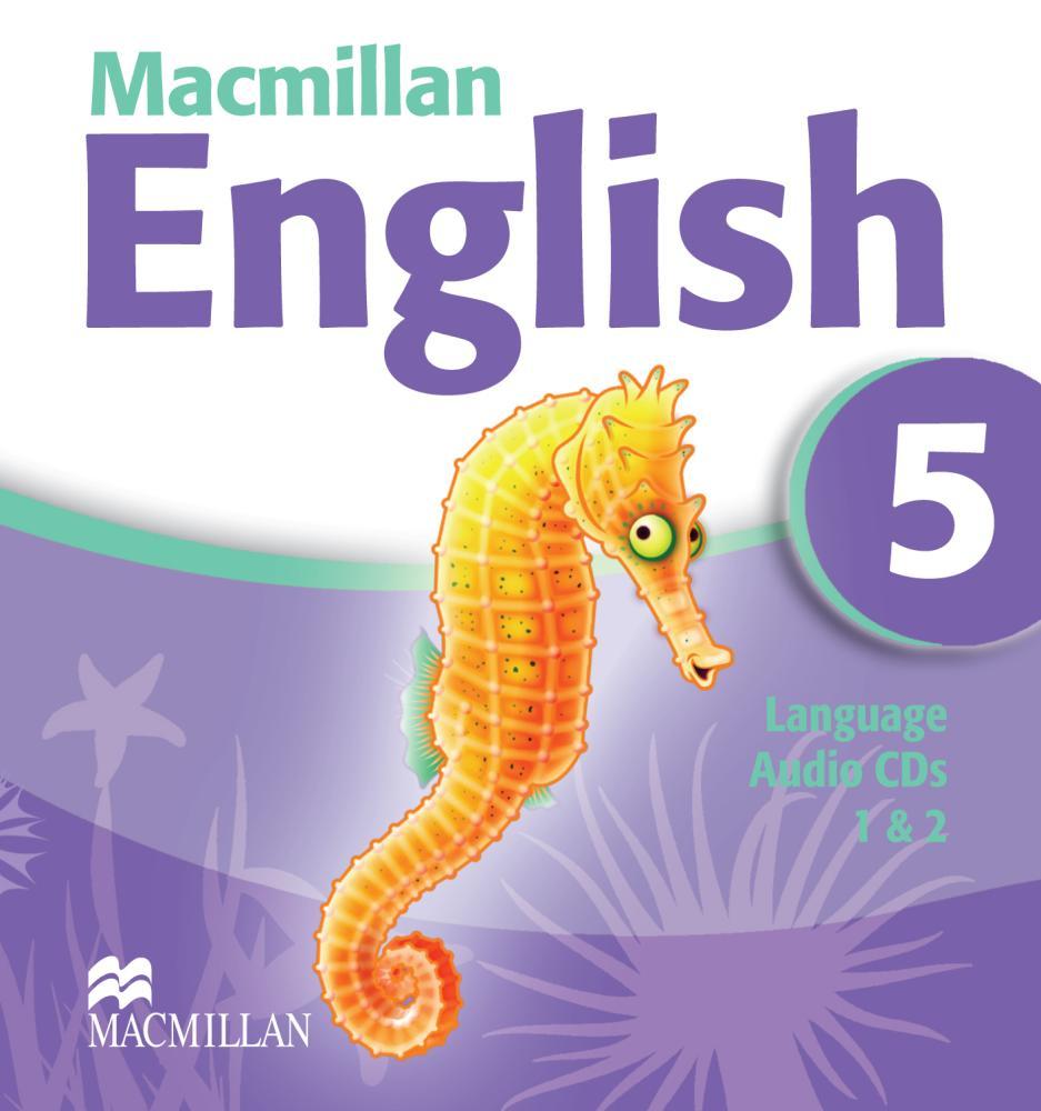 Mac Eng 5 Language Book CD x2
