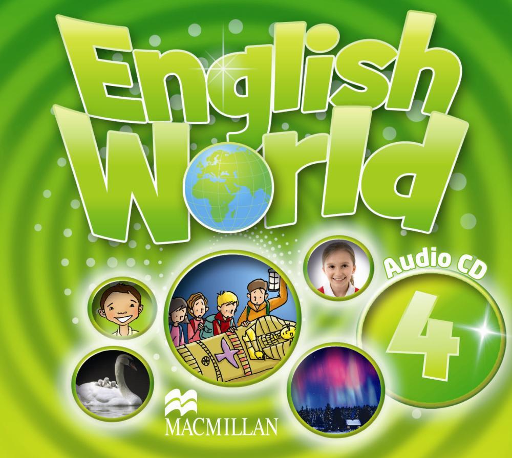 English World 4 (аудиокурс на 3 CD)
