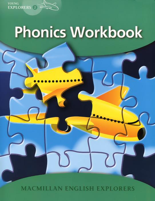 Young Explorers 2: Phonics Workbook