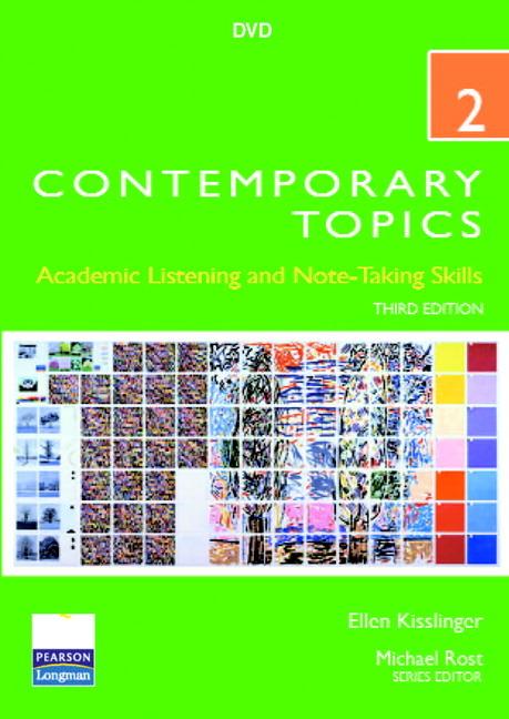 Contemporary Topics 3Ed 2 DVD