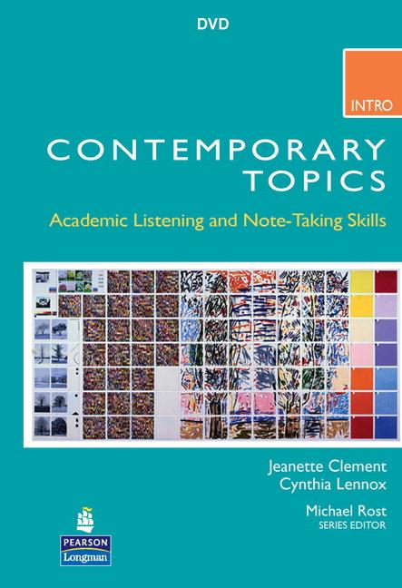 Contemporary Topics 3Ed Intr DVD