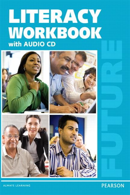 Future Literacy WB +Audio CD