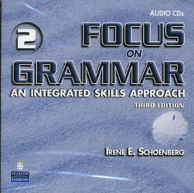 Focus on Gram – 3Ed Basic A/CD Set