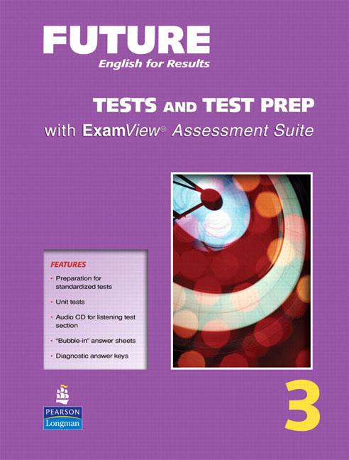 Future 3 Test Book +ExamView