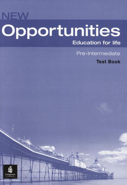 Opportunities Pre-intermediate: Test Book (+ CD)