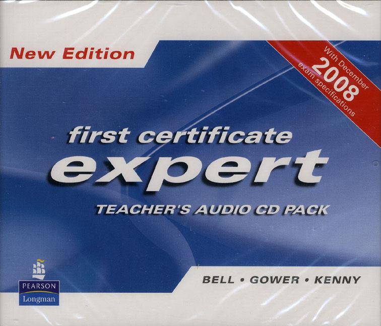 FCE Expert NEd Teacher's CD x 4