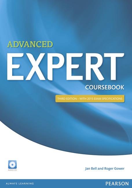 Advanced Expert: Coursebook (+ 4 CD)