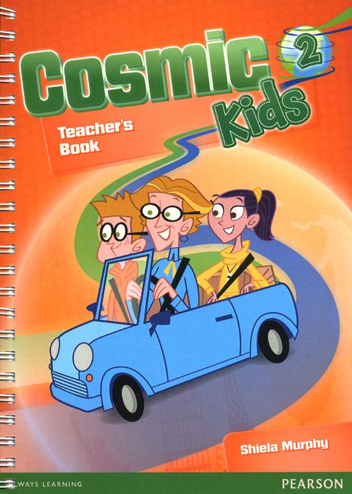 Cosmic Kids 2: Teachers' Book (+ CD)