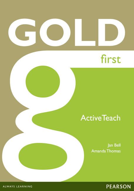 Gold First Active Teach