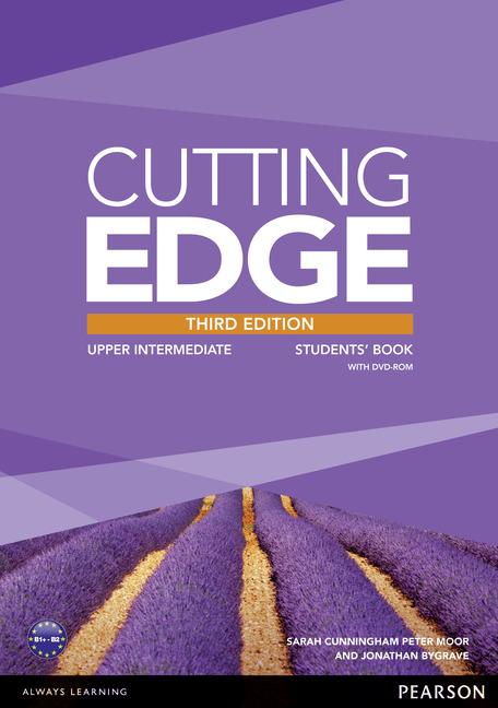 Cutting Edge 3Ed Up-Int SB+DVD+MyLab