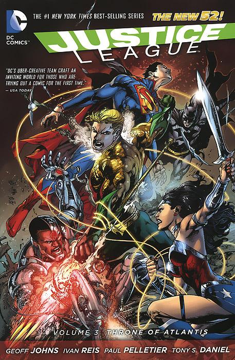 Justice League: Volume 3: Throne of Atlantis