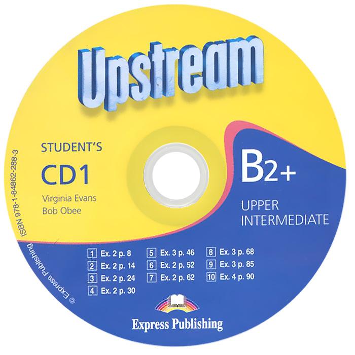 Upstream: Level B2+: Upper Intermediate (аудиокурс CD)