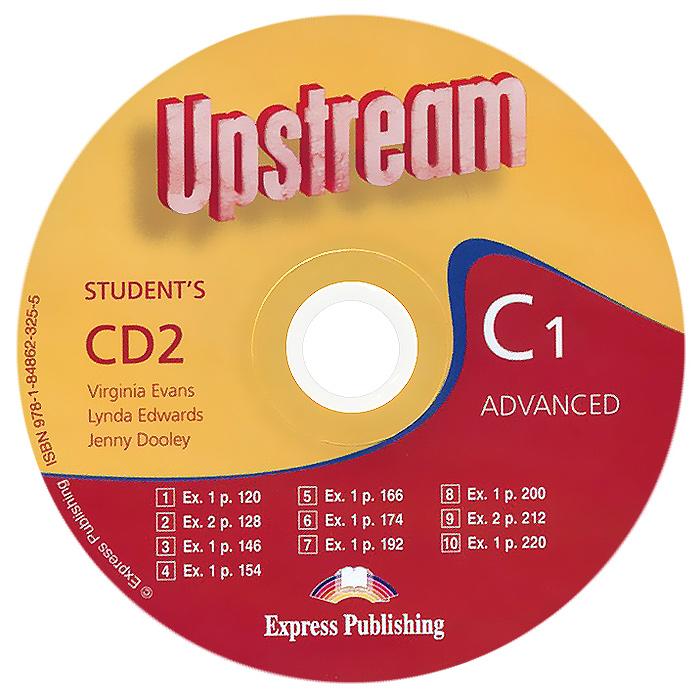 Upstream Advanced C1: Student's CD 2 (аудиокурс CD)