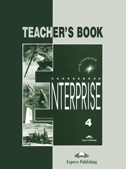 Enterprise 4: Teacher's Book